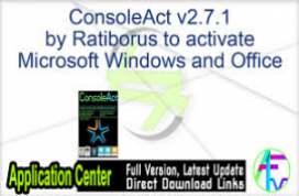 ConsoleAct 2.7
