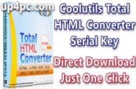 Coolutils Total HTML Converter 5